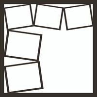 TEMPLATE 16 - 12 X 12 SCRAPBOOK OL