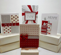 Christmas Card Kit #3 - (Free Shipping) Designed by Terre Fry