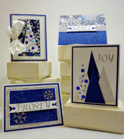 Christmas Card Kit #4 - (Free Shipping) Designed by Terre Fry