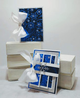 CHRISTMAS CARD KIT #5 -  Designed by Terre Fry