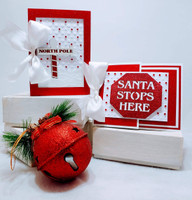 Christmas Card Kit #6 - Designed by Terre Fry