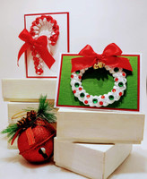 CHRISTMAS CARD KIT #7 -  Designed by Terre Fry