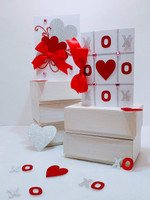 LOVE IS IN THE AIR CARD KIT #1