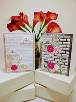 Bricks & Blooms Card Kit
