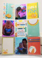Fun In The Sun Kit - designed by Terre Fry