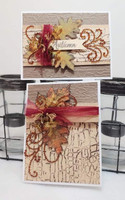 Autumn Bliss Card Kit - designed by Terre Fry
