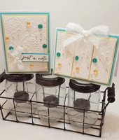 Just a Note Card Kit - designed by Terre Fry