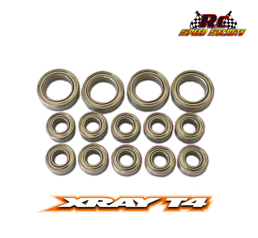 X-Ray T4 Series Bearing Set