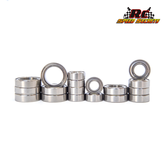 Traxxas wheelie Bar Bearings- Hybrid Ceramic- 4pcs