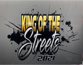 King Of The Streets 2021 winning bearings and super-Lube