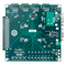 Bottom view product image of the Nexys 2 Spartan-3E FPGA Trainer Board.