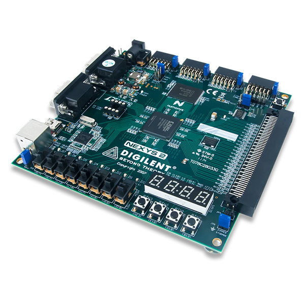Nexys 2 Spartan-3E FPGA Trainer Board (LIMITED TIME)