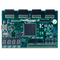 Top view product image of the CoolRunner-II CPLD Starter Board.