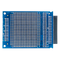 Bottom view product image of the Wire Wrap or Protoboard Expansion for NI myRIO.