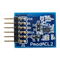 Top view product image of the Pmod ACL2: 3-axis MEMS Accelerometer.