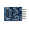 Bottom view product image of the Pmod AD1: Two 12-bit A/D Inputs.