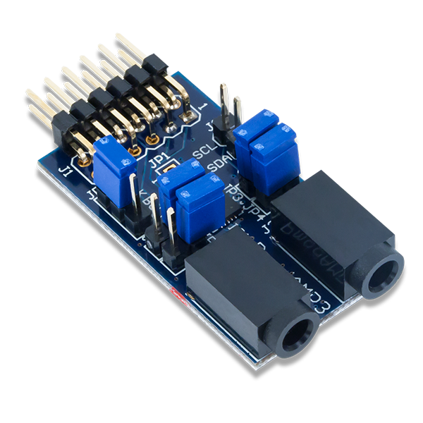 Pmod AMP3 │ 立體聲功率放大模組