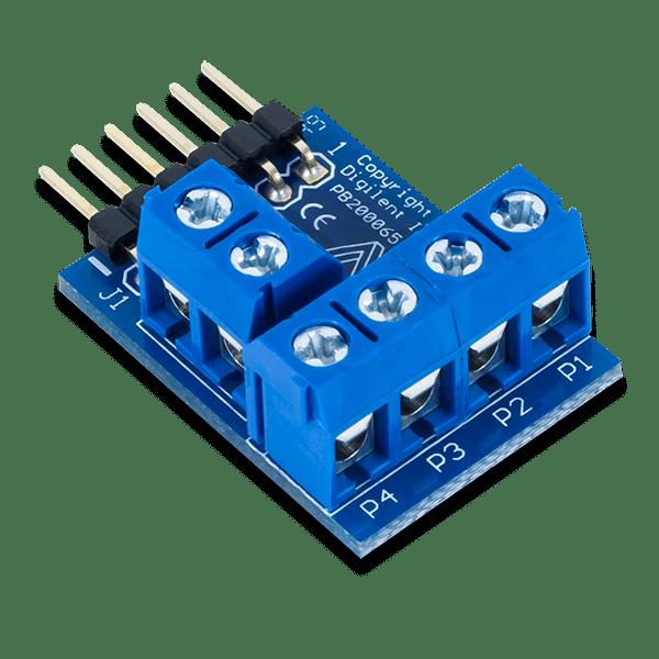 Pmod CON1 │ 電線端子連接模組