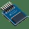 Pmod DA2: Two 12-bit D/A Outputs product image.