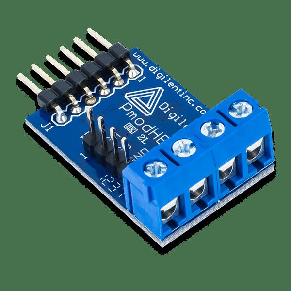 Pmod HB3 │ 帶反饋輸入的H橋驅動模組