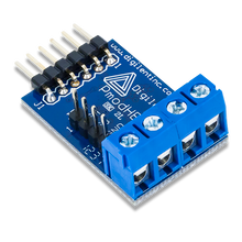 Pmod HB3: H-bridge Driver with Feedback Inputs product image.