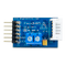 Top view product image of the Pmod HB5: H-bridge Driver with Feedback Inputs.