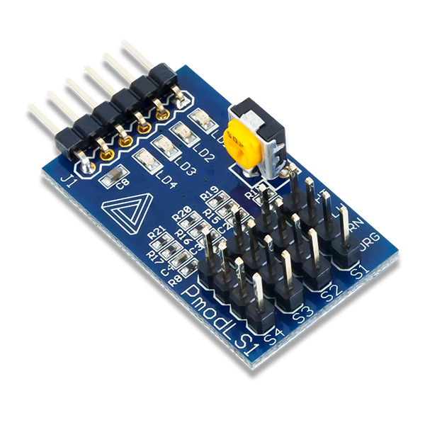 Pmod LS1: Infrared Light Detector