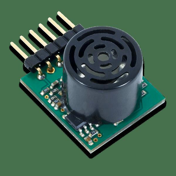 Pmod MAXSONAR │ 超聲波測距模組
