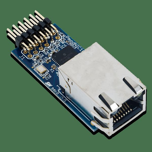 Pmod NIC100 │ 網路介面控制模組