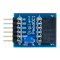 Top view product image of the Pmod OC1: Open Collector Output.