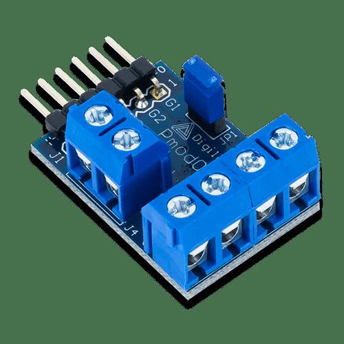 Pmod OD1 │ 集電極開路輸出模組