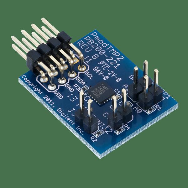 Pmod TMP2 │ 溫度感測模組