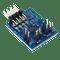 Pmod TMP2: Temperature Sensor product image.
