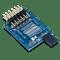 Pmod R2R: Resistor Ladder D/A Converter product image.