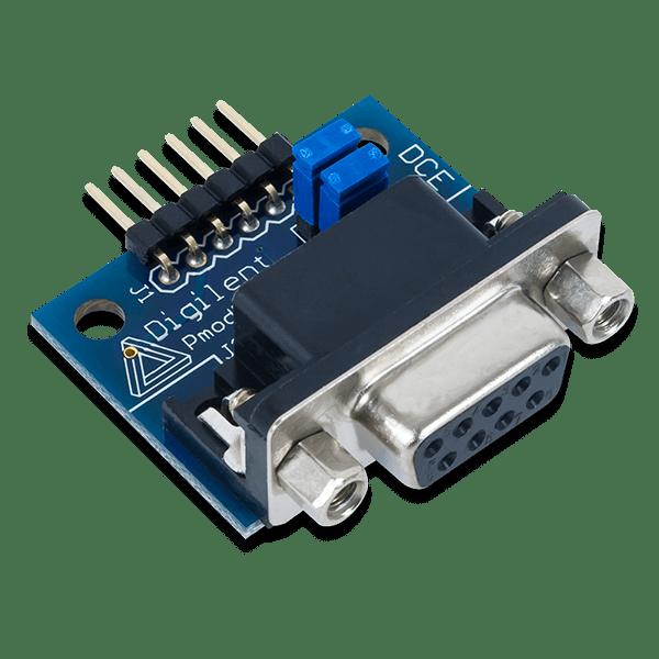 Pmod RS232 │ RS-232 轉接模組