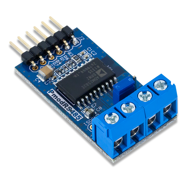 Pmod RS485 │ 高速隔離通訊模組