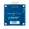 Bottom view product image of the Pmod SD: Full-sized SD Card Slot.