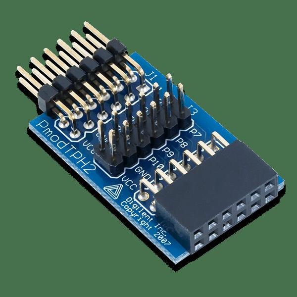 Pmod TPH2 │ 12 pin 訊號測試模組
