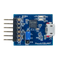 Top view product image of the Pmod USBUART: USB to UART Interface.