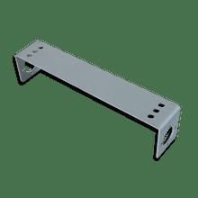 Double Motor Mount: Metal Mount to Affix a Pair of Digilent Motors product image.