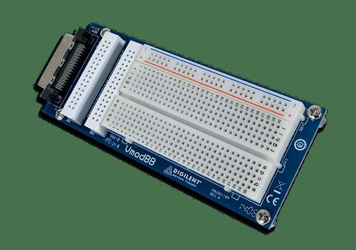 VmodBB: VHDC Breadboard product image.