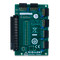 Top view product image of the FX2 Module Interface Board.