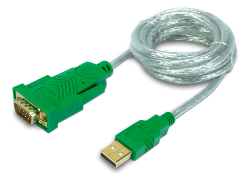 USB to Serial Adapter Cable product image.