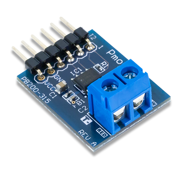 Pmod TC1 │ 帶有測線的K型熱電偶模組