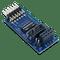 Pmod LVLSHFT: Logic Level Shifter product image.