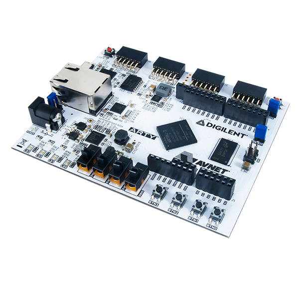 Arty A7: Artix-7 FPGA Development Board for Makers and Hobbyists