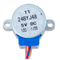 Top view product image of the Stepper motor.