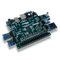 Product image of the Nexys 4 DDR Pmod Pack displaying the ease of plugging the included Pmods into the Nexys 4 DDR FPGA. Includes the Pmod VGA, Pmod SWT, Pmod 8LD, Pmod SSD, and Pmod AMP2. Please note: the Pmod CMPS pictured in this bundle has been replaced by the Pmod CMPS2. Nexys 4 DDR sold separately.
