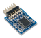 Pmod SF3: 32 MB Serial NOR Flash product image.