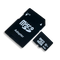 Product image for the PYNQ-Z1 Version 8GB microSD Card with Adapter. This Micro SD card comes pre-loaded with the PYNQ-Z1 boot image.